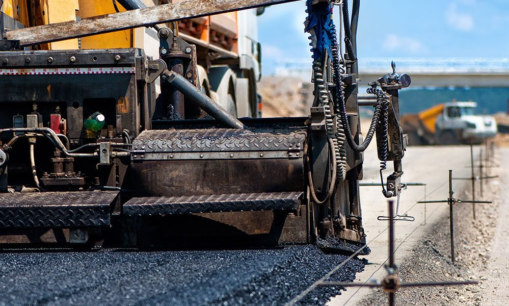 Asphalt Chains